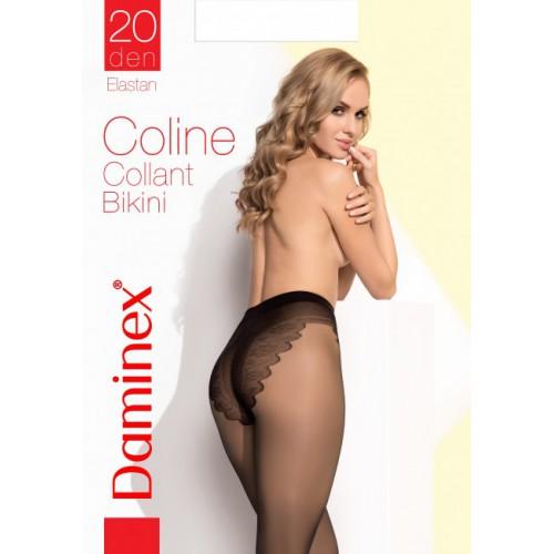 Колготки Daminex 20 den Coline Bikini №5