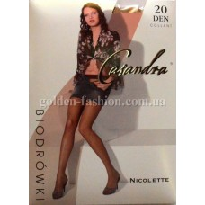 Колготки Casandra 20 den Nicolette Vita Bassa