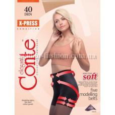 Колготки Conte X-press 40 №5