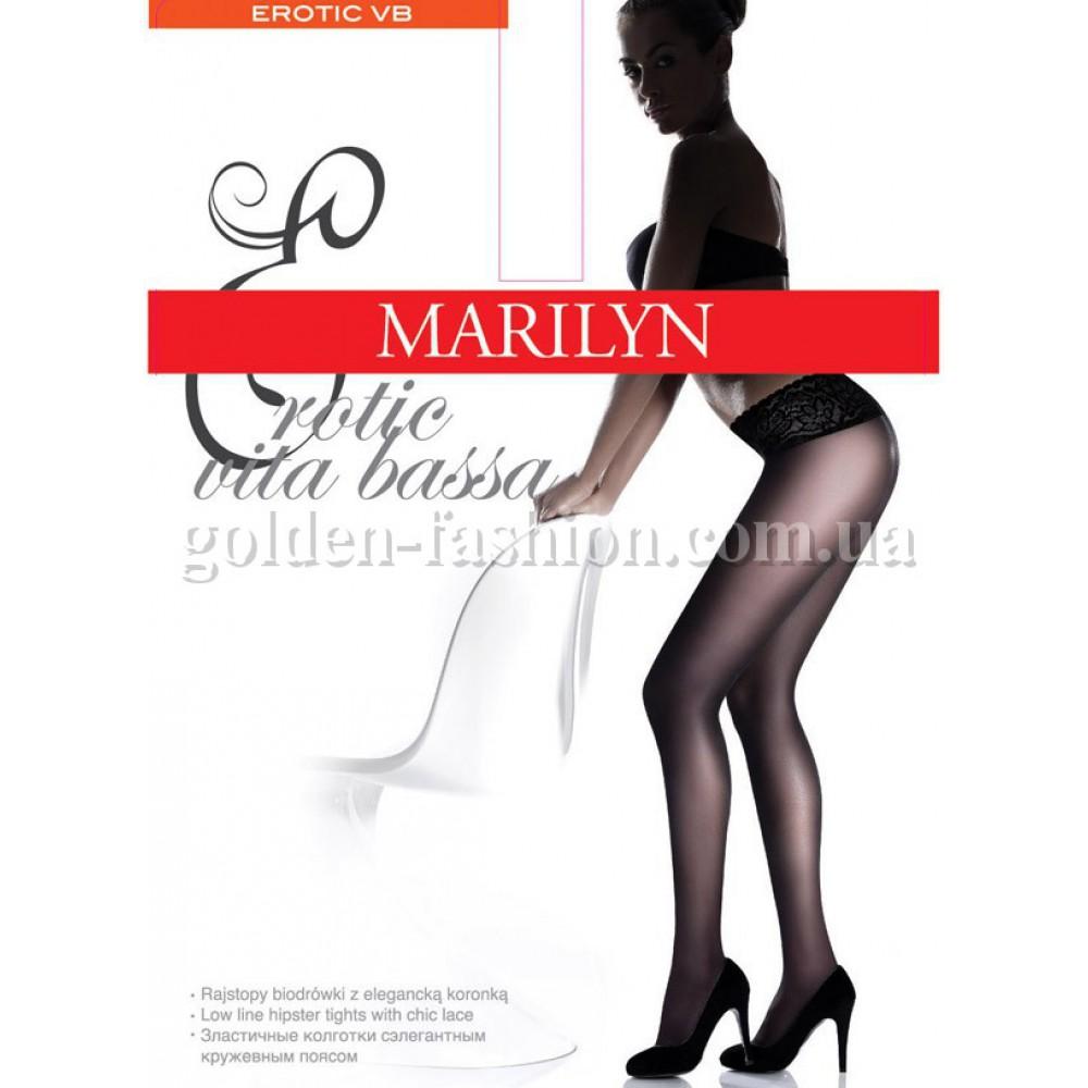 Колготки Marilyn Erotic vita Bassa