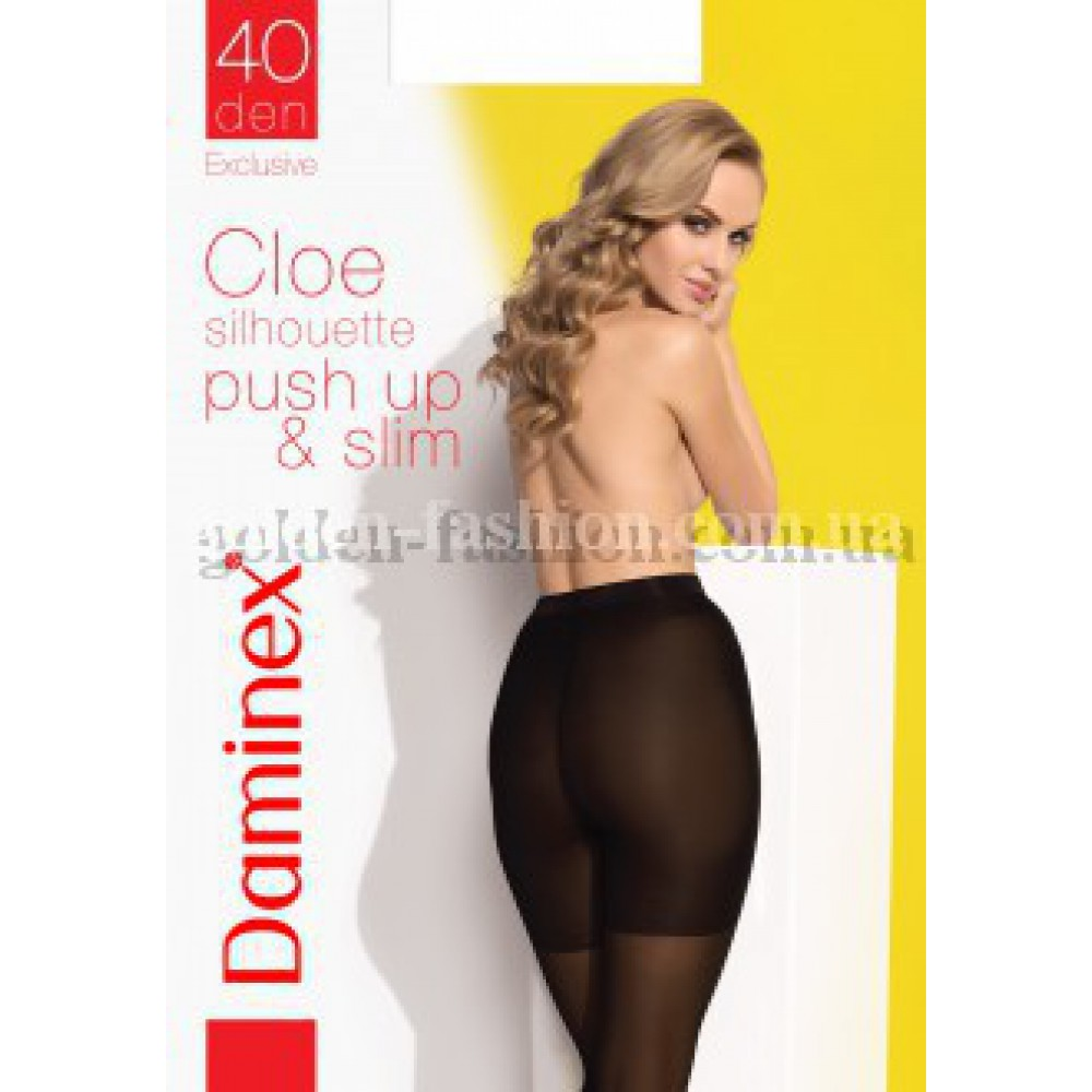 Колготки Daminex 40 den Cloe push up and slim