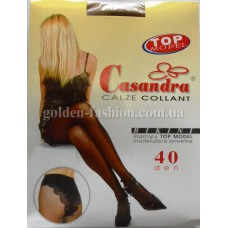 Колготки Casandra 40 den bikini model top