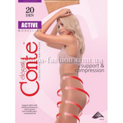 Колготки Conte Active 20 №5